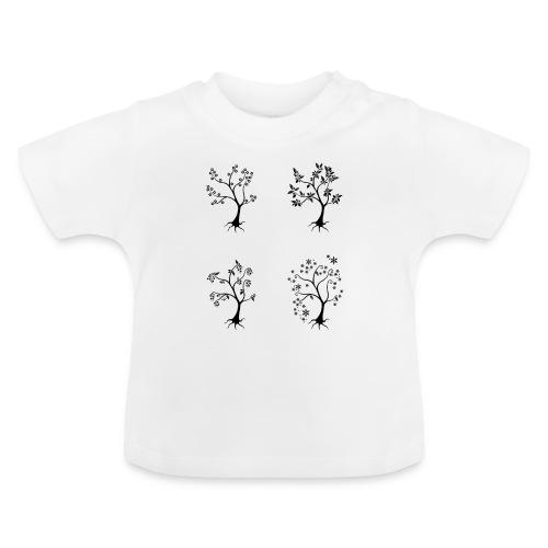 Vuodenajat - Vauvan t-paita