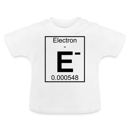 E (electron) - pfll - Baby T-Shirt