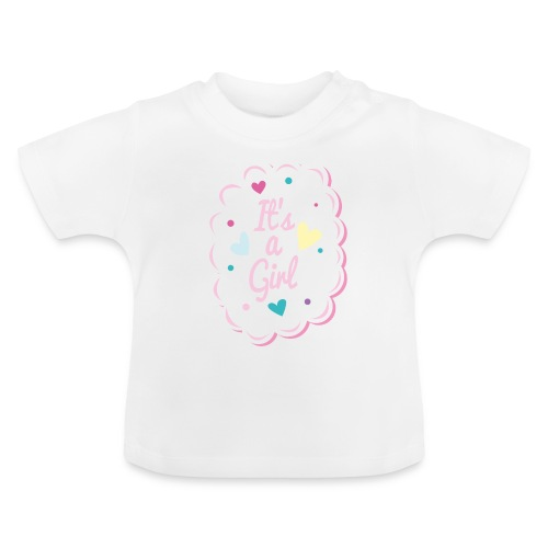 Girl - T-shirt Bébé