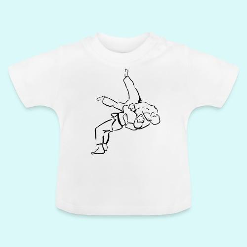 judo - T-shirt Bébé