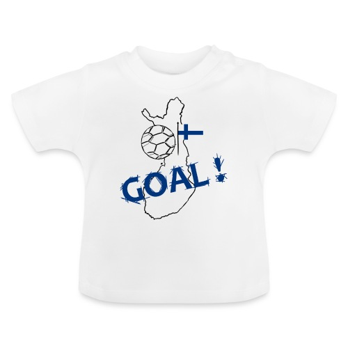 football Finlande - T-shirt Bébé