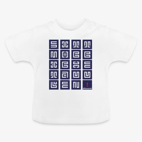 SittMocciche - Maglietta per neonato