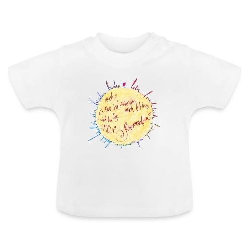Sonnenschein - Baby T-Shirt