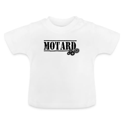 Motard Logo - Maglietta per neonato