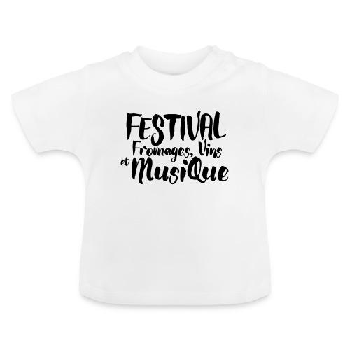 Festival FVM - T-shirt Bébé