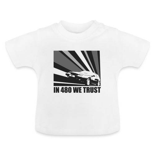 In 480 we trust - T-shirt Bébé