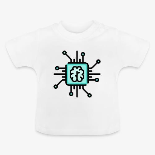 Brain chip - Baby T-Shirt