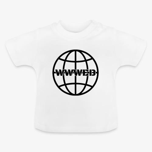 WWWeb (black) - Baby T-Shirt