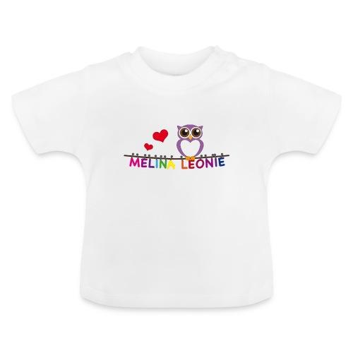 Eule Melina Leonie - Baby T-Shirt