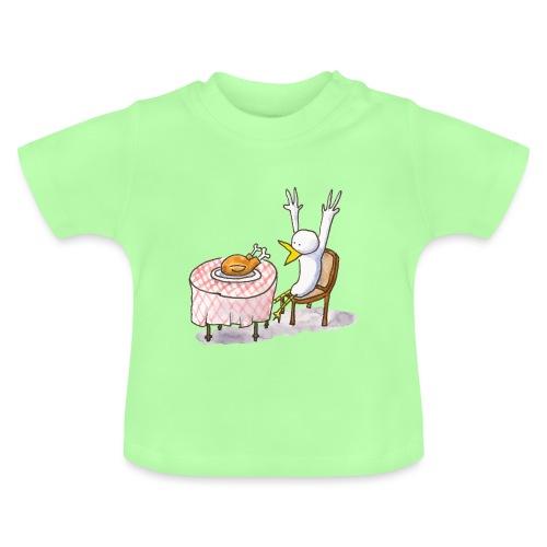 Le repas inattendu - T-shirt Bébé