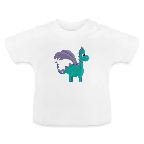 Drachenmädchen Ellie - Baby T-Shirt