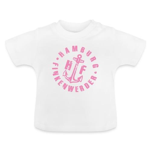 HF rosa - Baby T-Shirt