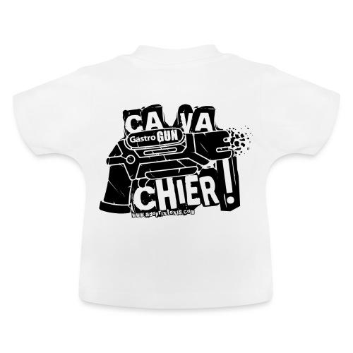 gastrogun - T-shirt Bébé