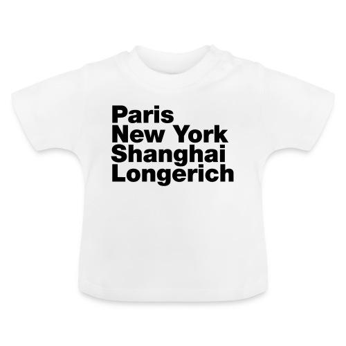 Fashion-Metropole Köln Longerich - Baby T-Shirt
