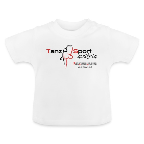 Logo OTSV V1 Austria gif - Baby T-Shirt