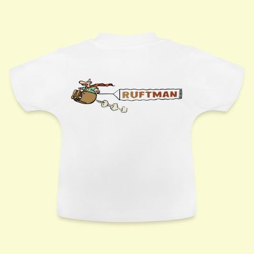 DIRKJAN Rruftman - Baby T-shirt
