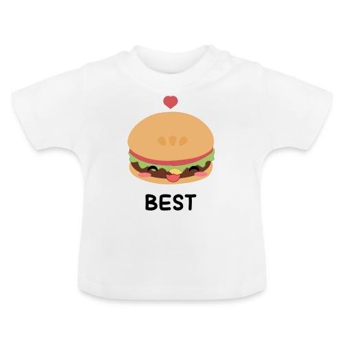 hamburger - Maglietta per neonato