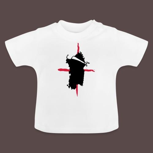 Sardegna Bendata - Maglietta per neonato