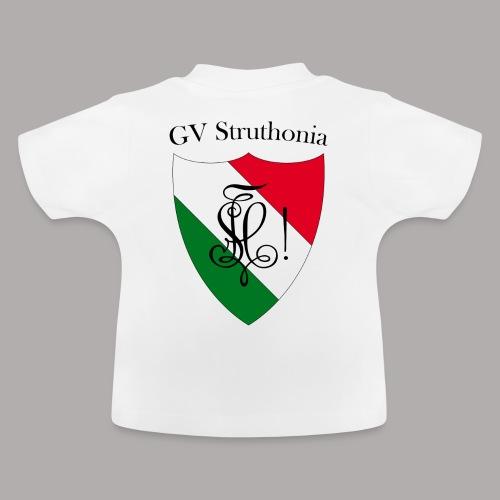 Wappen Struthonia beschriftet - Baby T-Shirt