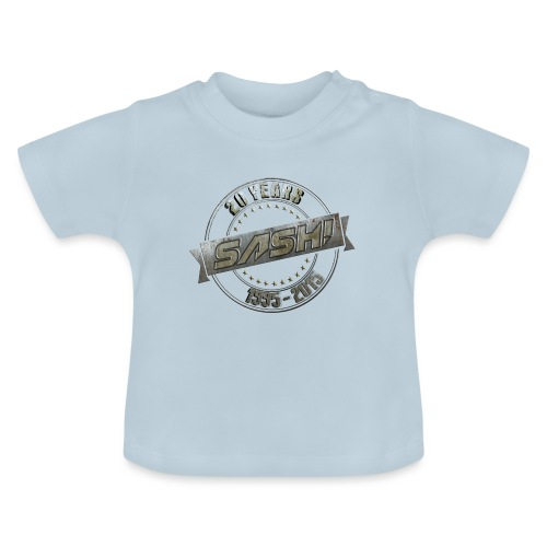 SASH! ***20 Years*** - Baby T-Shirt