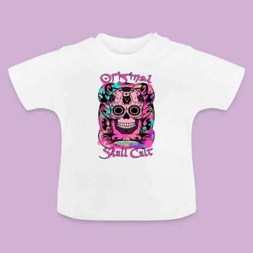 ORIGINAL SKULL CULT PINK - Baby T-Shirt