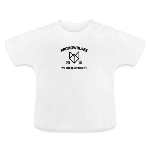 Promowolves finest black - Baby T-shirt