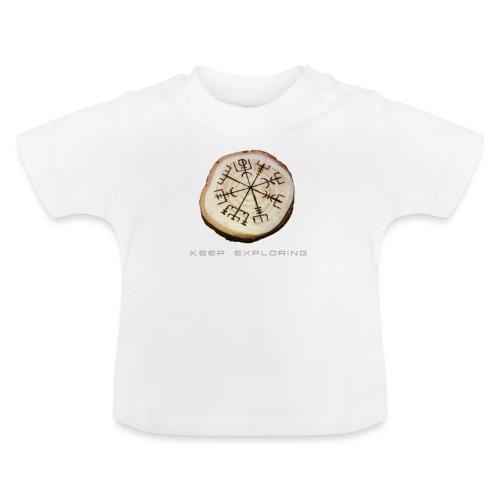 Sterkr - Vegvísir - Baby T-Shirt