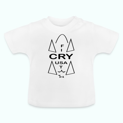 cry usa - Baby T-Shirt