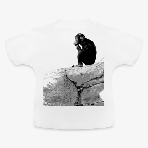 Music Monkey - Baby T-Shirt