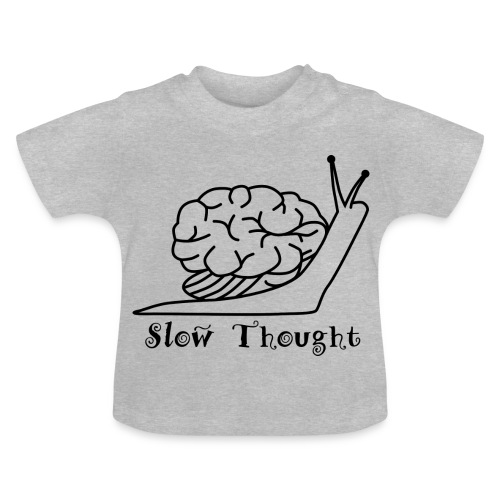 SlowThought - Baby T-Shirt