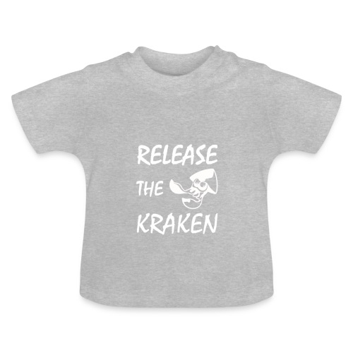 Release The Kraken - Baby T-Shirt