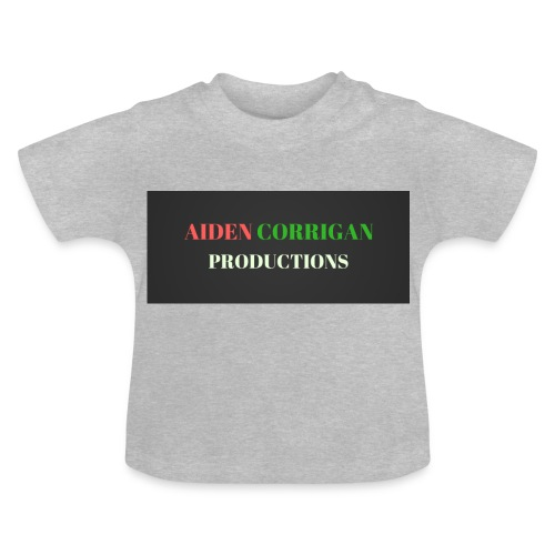 AIDEN_CORRIGAN_PRODUCTIONS - Baby T-Shirt