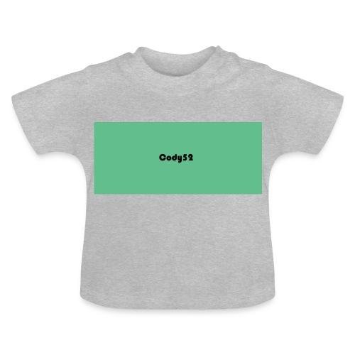Cody52 Backpack - Baby T-Shirt