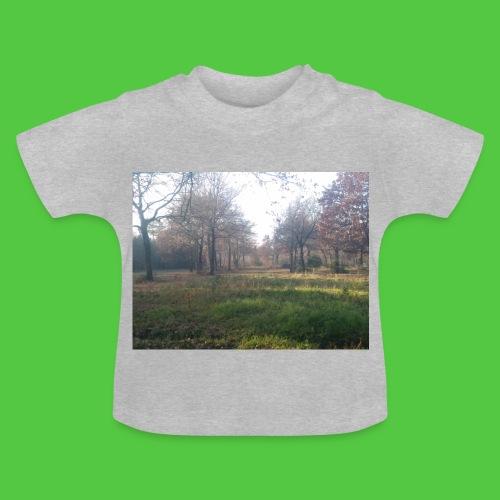 La nature quel bonheur - T-shirt Bébé
