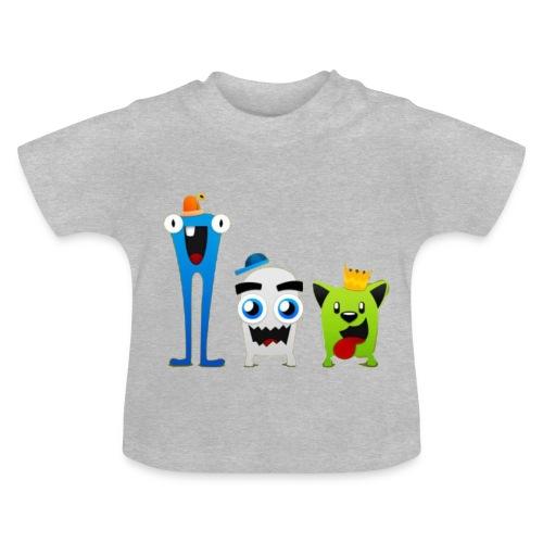 huppet duppets - Baby T-shirt
