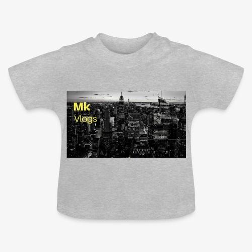 MK VLOGS 9 - Baby T-Shirt