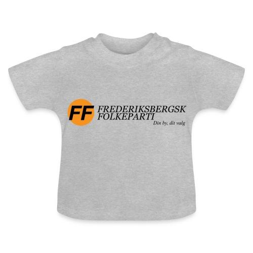 Din by, fit valg - Børnekollektion - Baby T-shirt