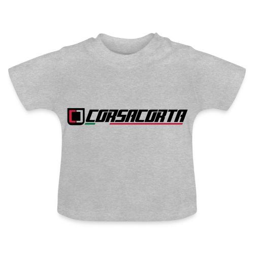 Corsacorta orizzontale - Maglietta per neonato