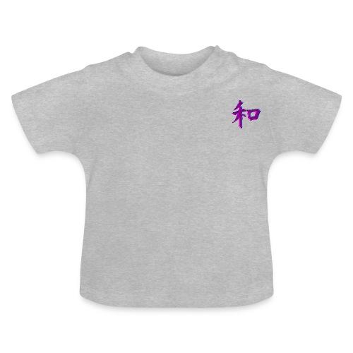 japanesse letter! - T-shirt Bébé