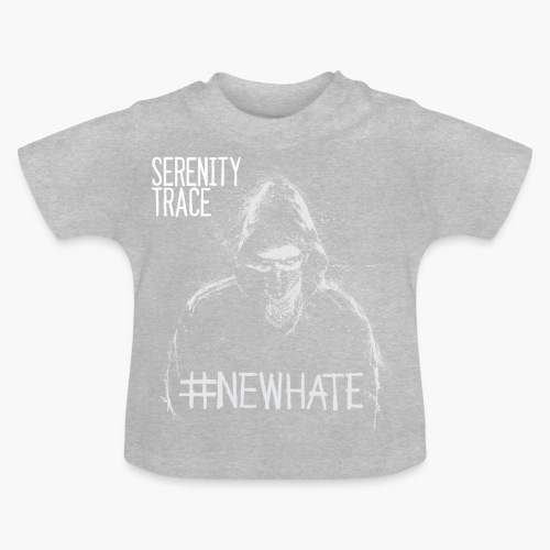 #NewHate Male - Baby-T-skjorte