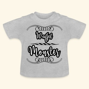 Waffel Monster - Baby T-Shirt