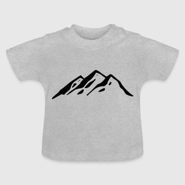 Mountain - Baby T-Shirt
