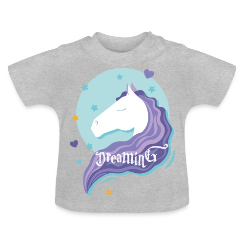 Dreaming - Baby T-Shirt