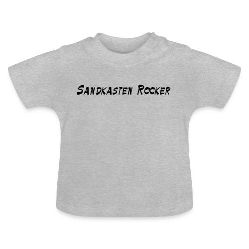 SandkastenRocker by Headbangkids - Baby T-Shirt