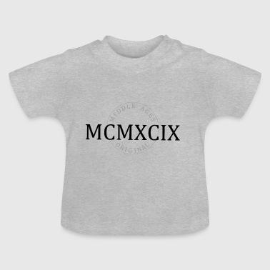 1999 - T-shirt Bébé