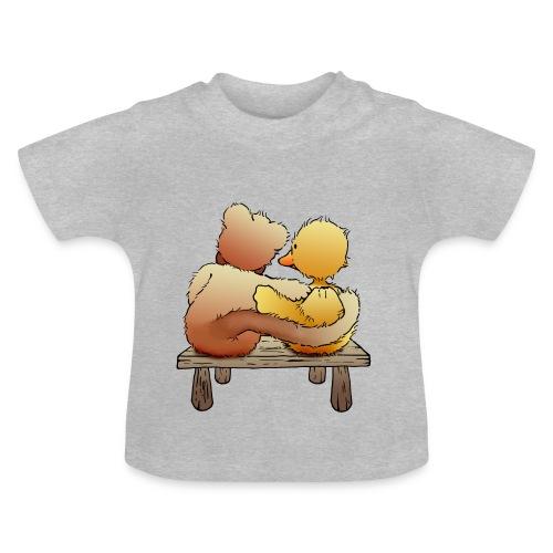 Freunde für immer - Baby T-Shirt