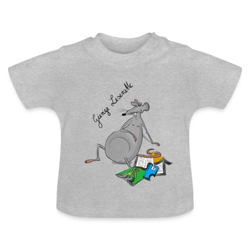 Leseratte © by Eve - Baby T-Shirt