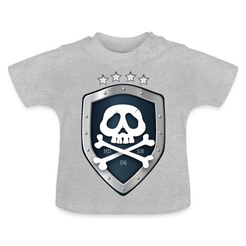 champion's league skull 06 - T-shirt Bébé
