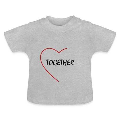 together - Baby T-Shirt