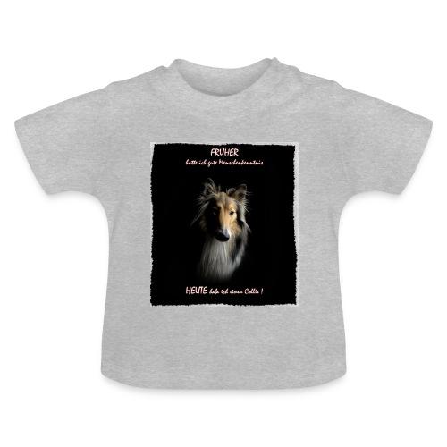 mein Collie - Baby T-Shirt